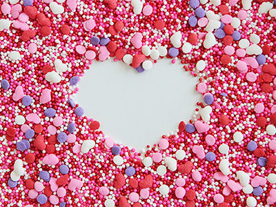 Valentine's Day Phone Wallpaper Downloads | For the Glitz