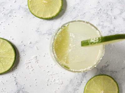 A Perfect Classic Margarita | For the Glitz